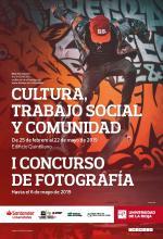 cartel actividad cultural