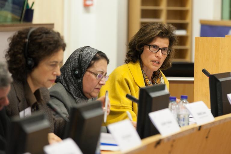 ARLEM, Comité de las regiones